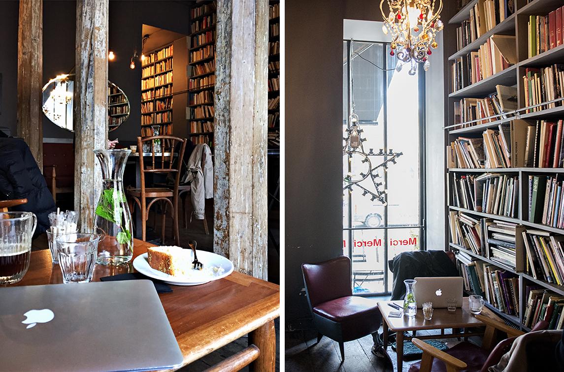 2 giorni a parigi cafè dei libri usati merci