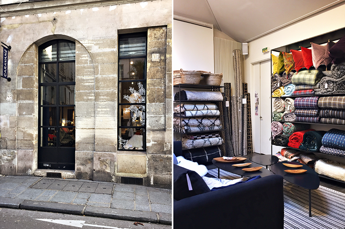 2 giorni a parigi shopping caravane