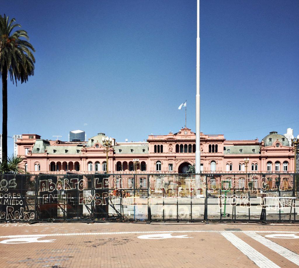 Desaparecidos casa rosada plaza de majo