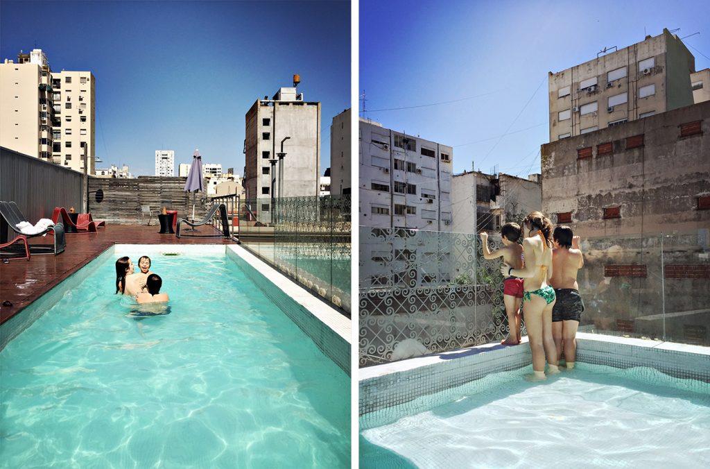 San Telmo hotel Buenos Aires