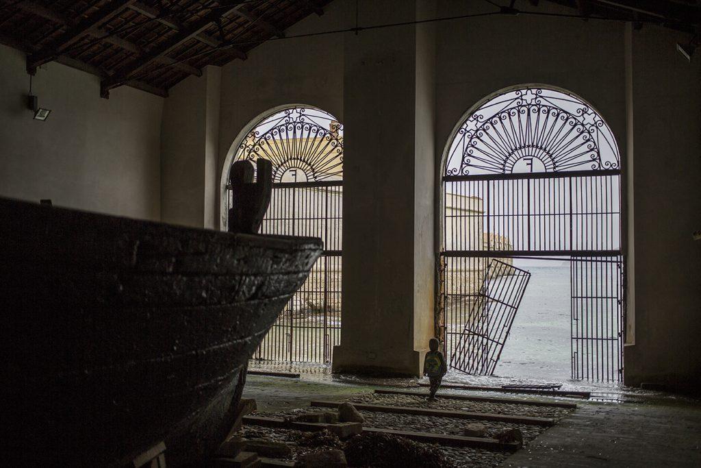 Antica Tonnara Florio isola di Favignana