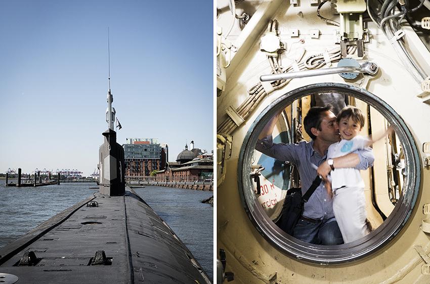 cosa fare ad Amburgo U-Boot Museum