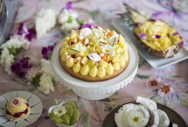 torta hawaiana