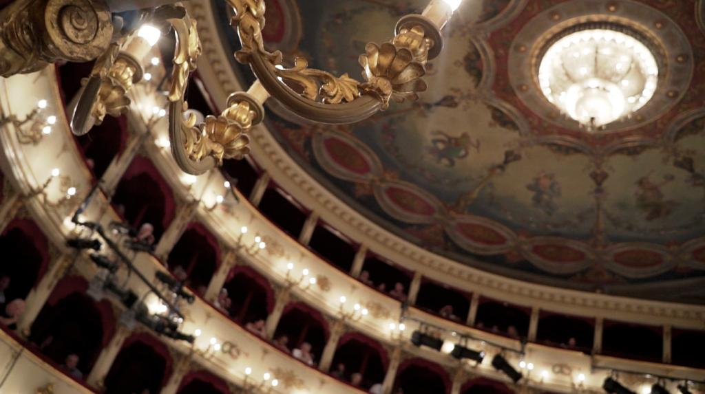 Teatro Rossini Pesaro Rossini Opera Festival