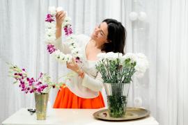 come fare una collana hawaiana di fiori veri