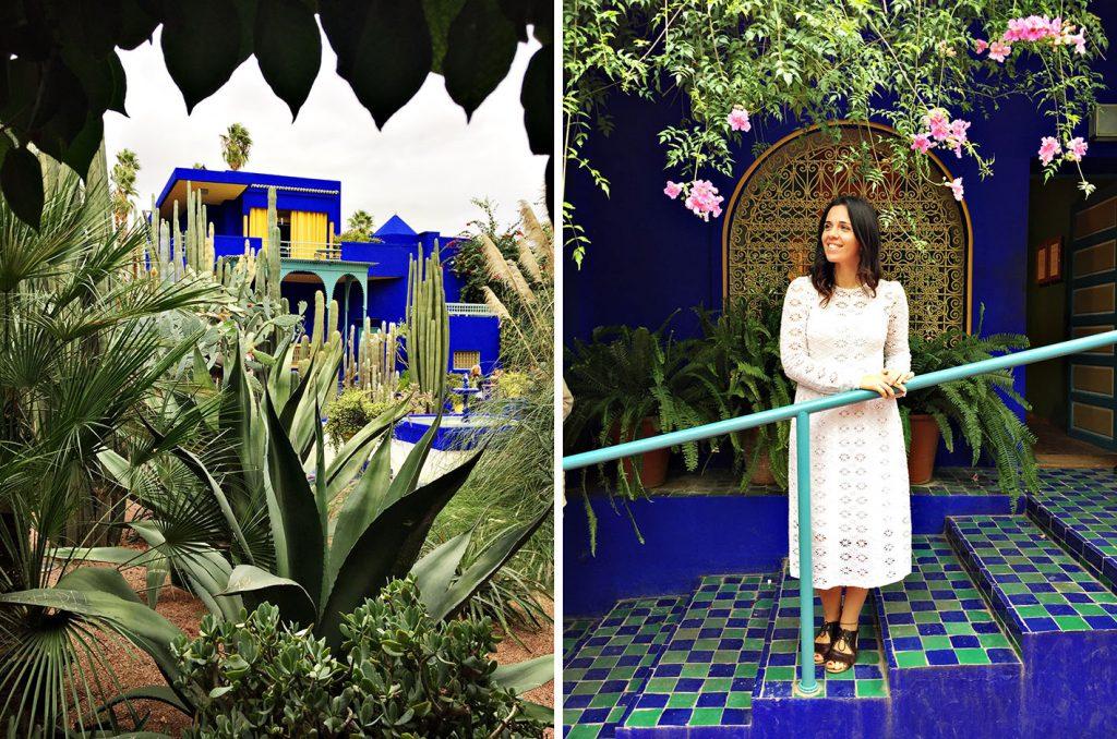 cosa vedere a marrakech giardini majorelle