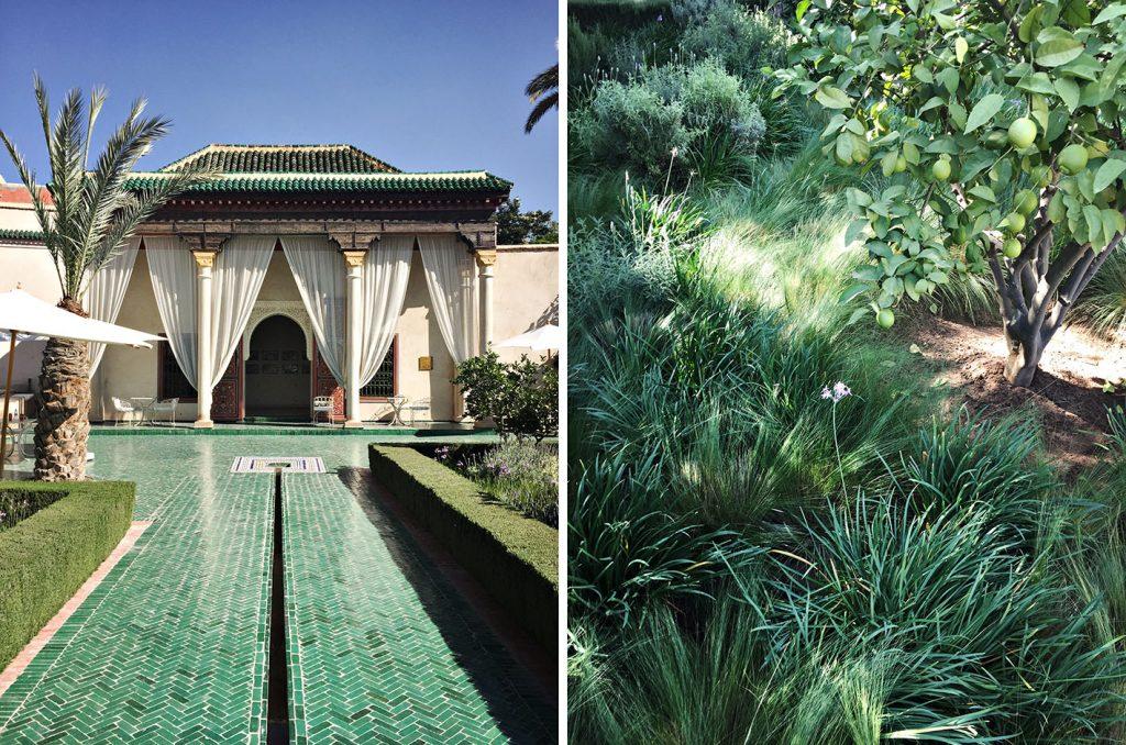 cosa vedere a marrakech jardin secret
