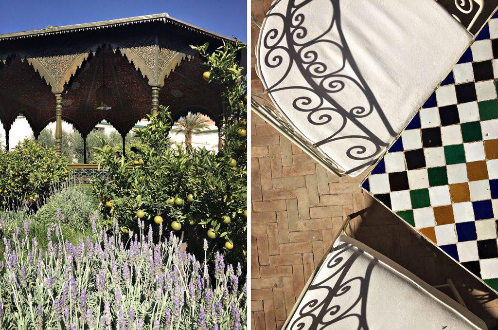 cosa vedere a marrakech le jardin secret