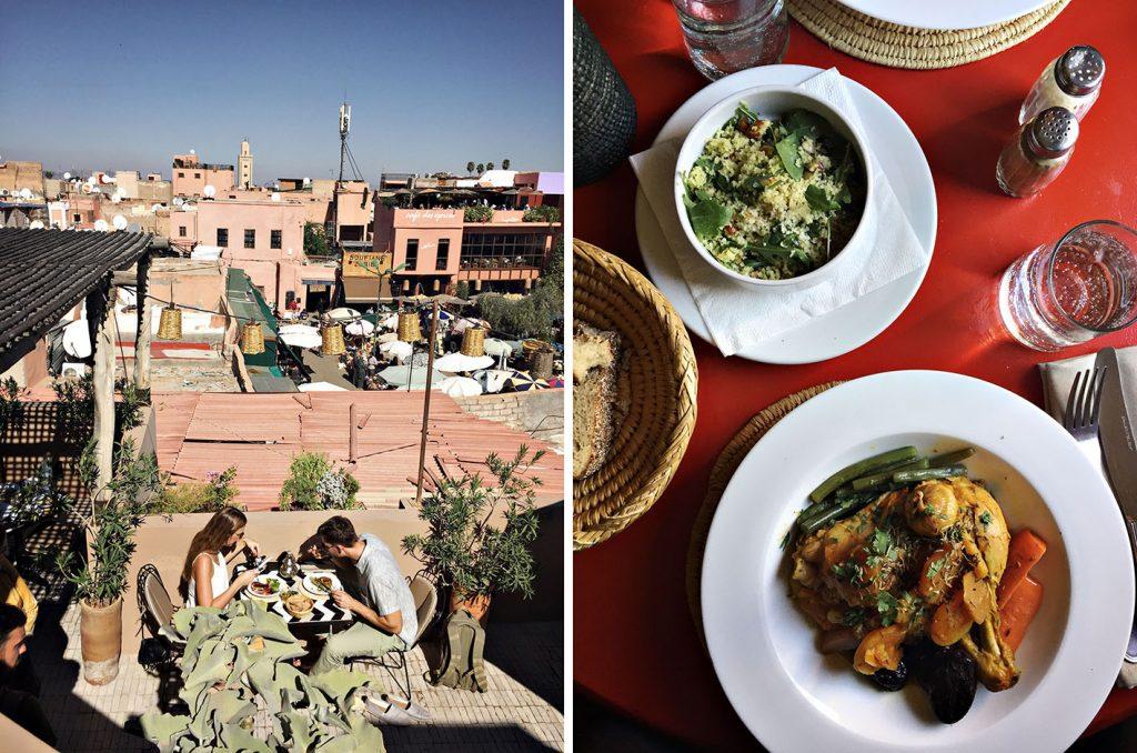 cosa vedere a marrakech nomad