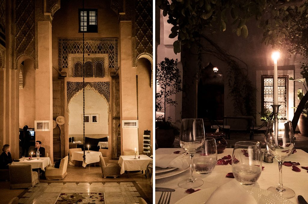 cosa vedere a marrakech ristoranti