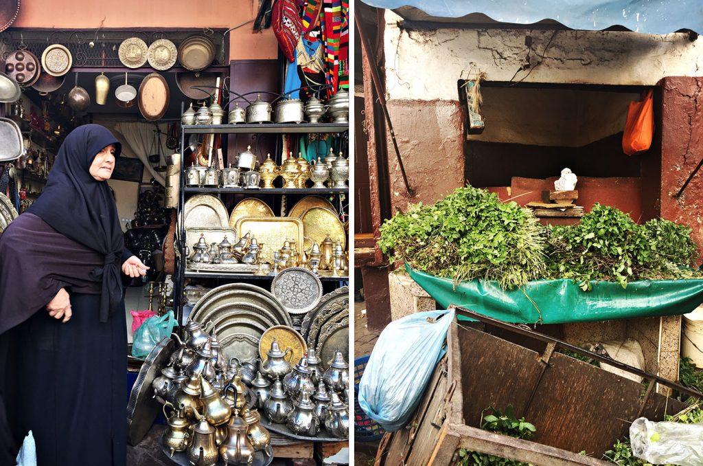 cosa vedere a marrakech suq