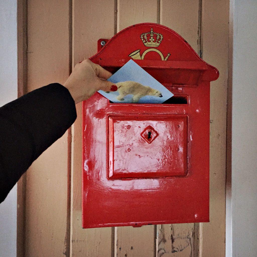 cassetta postale più a nord del mondo
