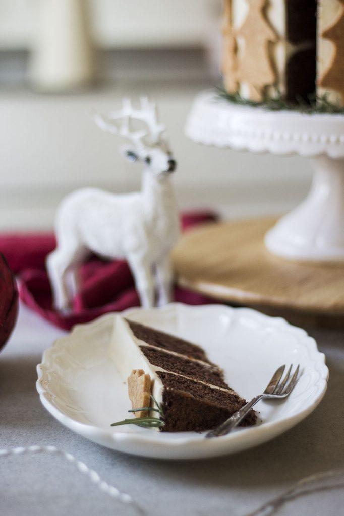 Merry cake torta natalizia