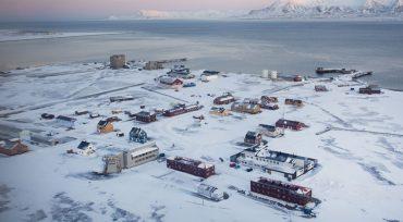 viaggio al polo nord Ny-Alesund base scientifica