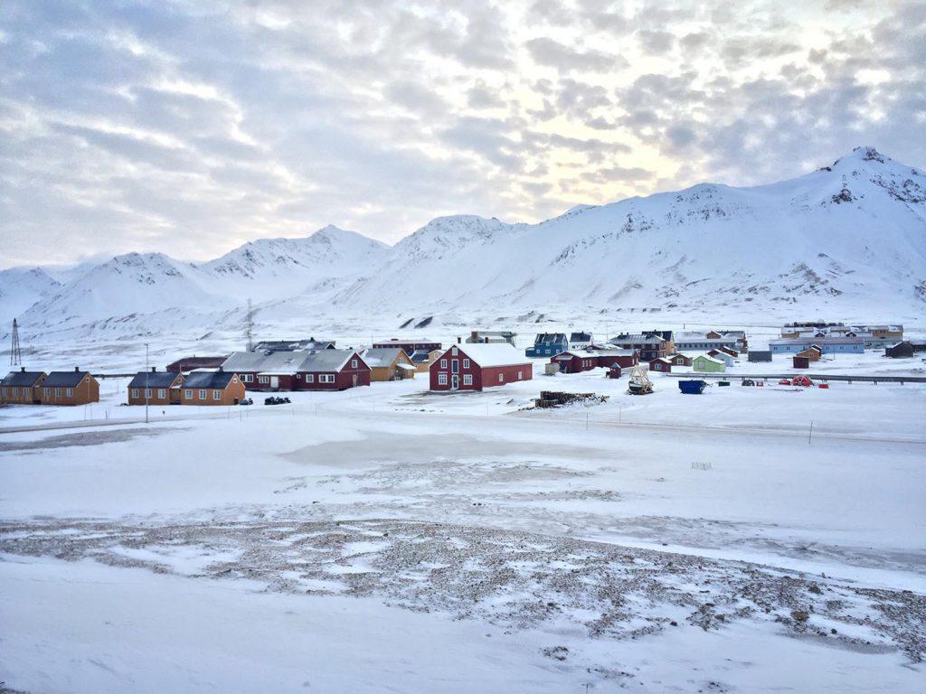 viaggio al polo nord Ny-Alesund