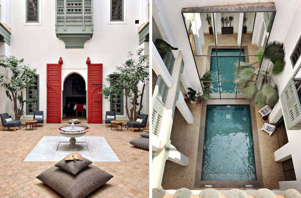 riad a Marrakech Antara