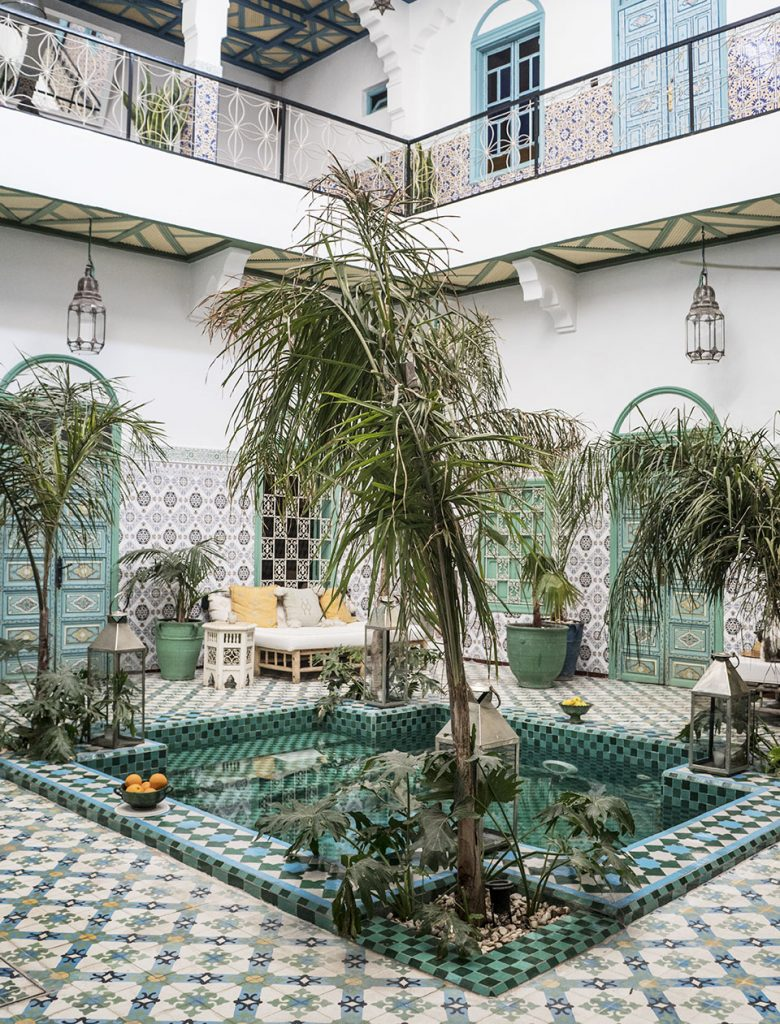 riad a Marrakech riad Be