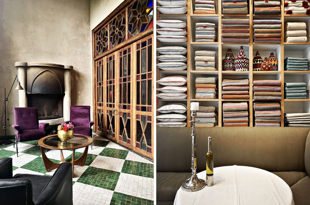 riad a Marrakech El Fenn boutique