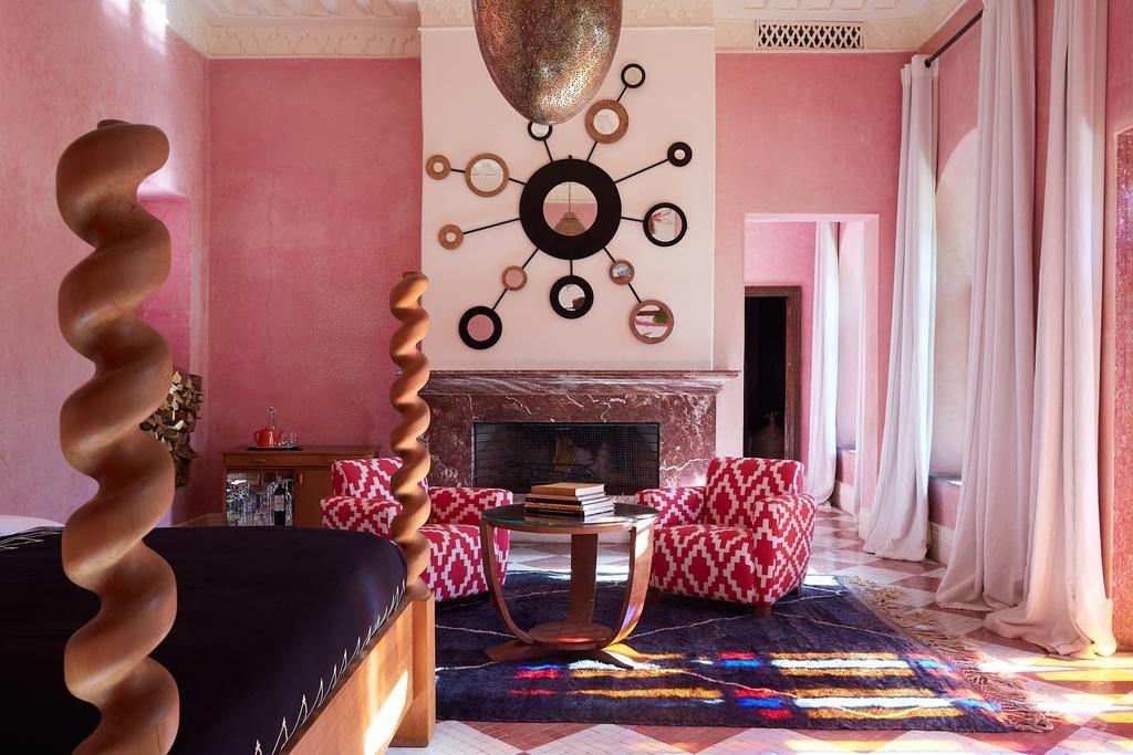 riad a Marrakech el Fenn camera