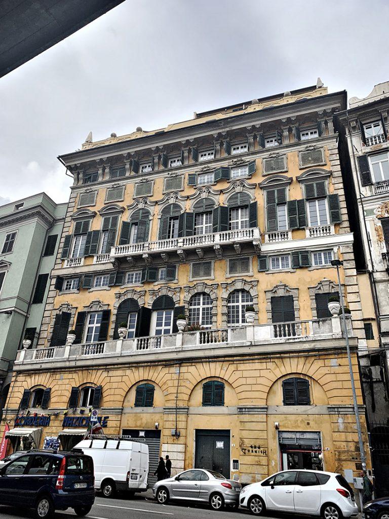 dove dormire a Genova Palazzo Cesare Durazzo