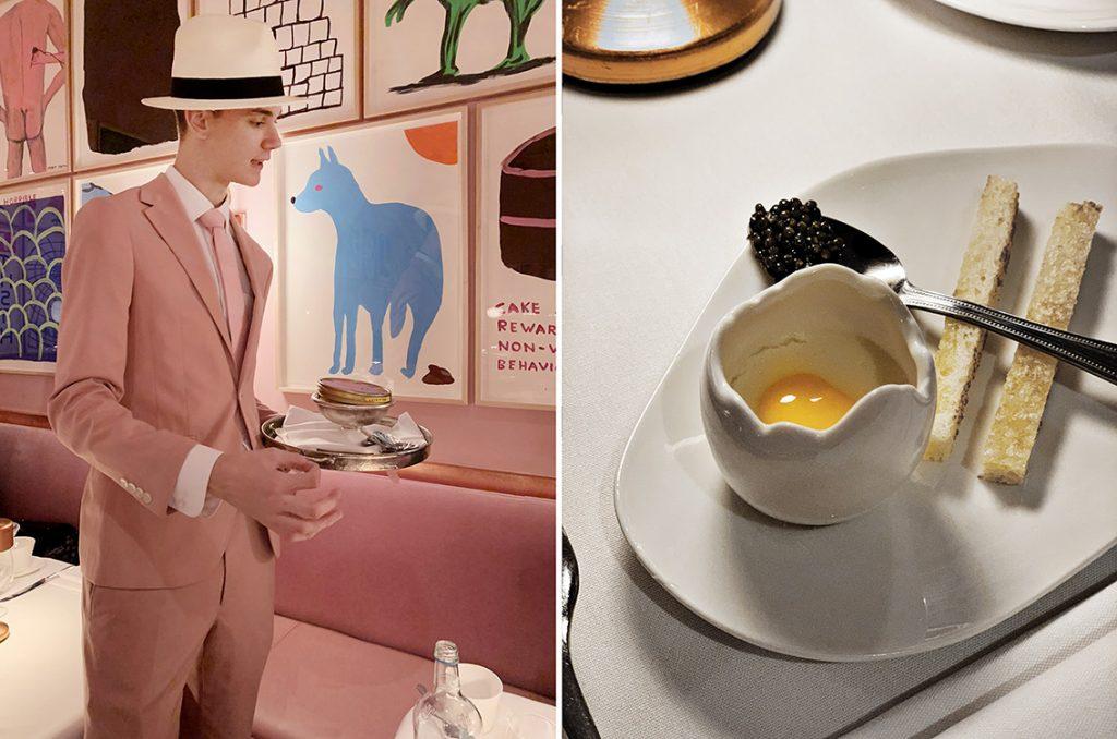 skecth gallery caviar man