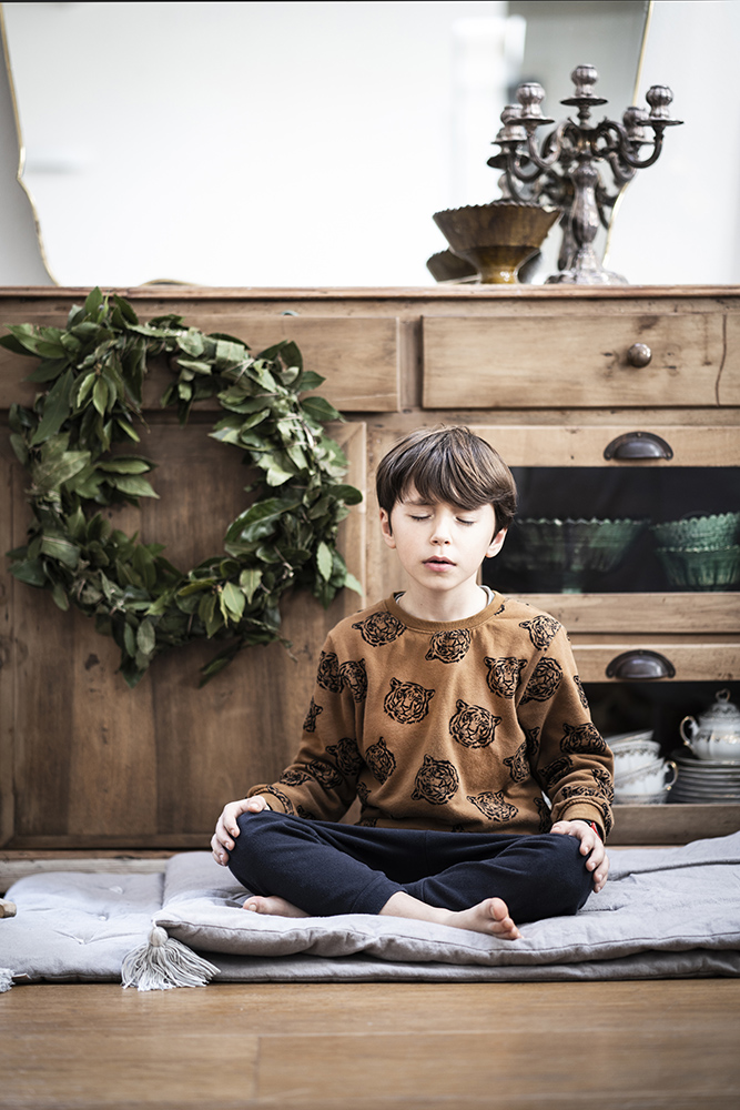 meditazione guidata per bambini