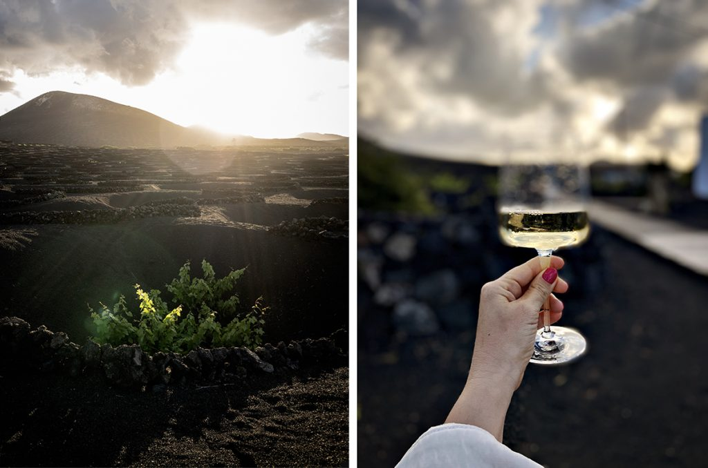 cosa vedere a Lanzarote la Geria