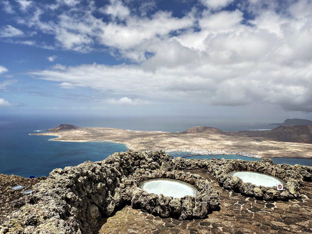 cosa vedere a Lanzarote - mirador del rio