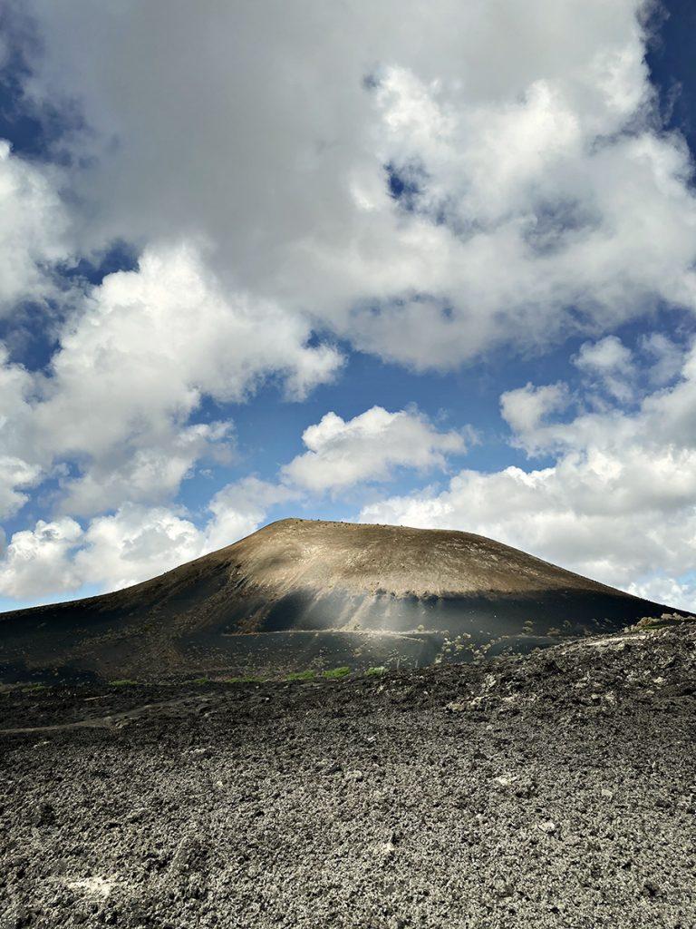 cosa vedere a Lanzarote: le nuvole