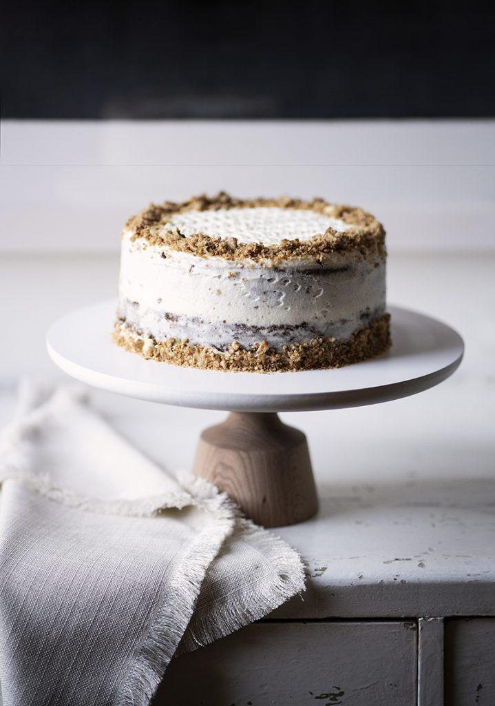torta dolce di zucchini